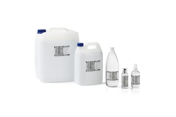 Srebro z Miedzią Koloidalną Naturebiotic Ag/Cu 50 PPM - 1000 ml w szklanej butelce