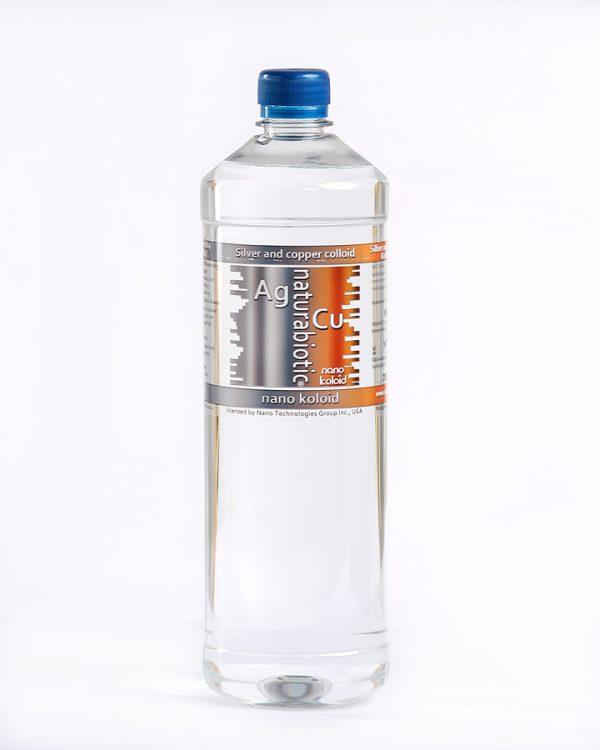 Serum Naturebiotic Złota z Platyną Au/Pt - 80 ml