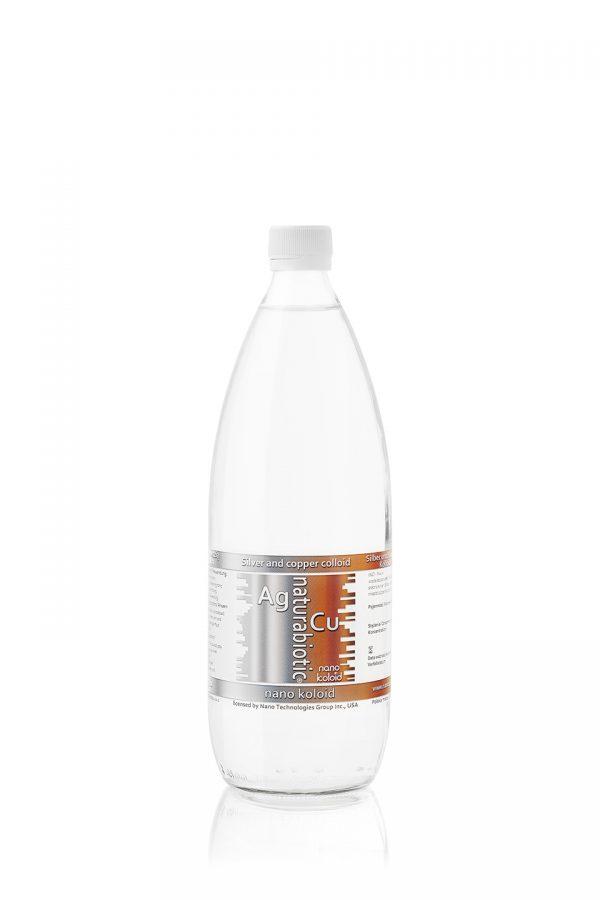 Gold Serum with Platinum Naturebiotic Au / Pt - 80 ml