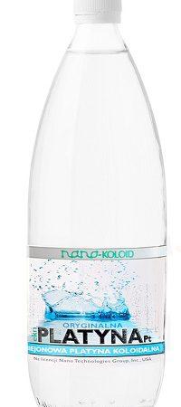 Colloidal Platinum Naturebiotic Pt 10 PPM - 980 ml with screw cap