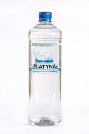 Platyna Koloidalna Naturebiotic Pt 20PPM - 980 ml